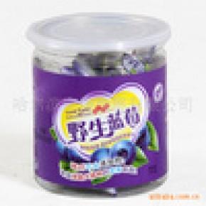 蓝莓干乾润蓝莓果干东北特产大兴安岭特产野生蓝莓干盒益视0.1KG