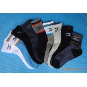 时尚外贸全精梳棉男士组合运动袜