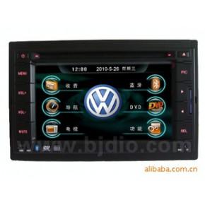 北箭大众高尔夫汽车影音导航GPS/双锭车载DVD