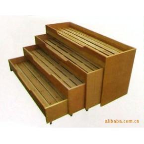 大量优质儿童玩具木制抽拉床BL0239E