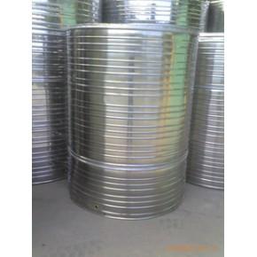 不锈钢圆形保温水箱 不锈钢水箱