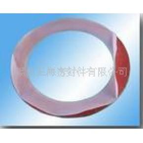生产供应供应PTFE包覆垫片,四氟包覆垫片