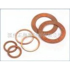 生产销售各种规格型号的紫铜垫片