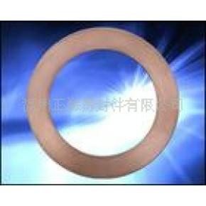 生产供应紫铜齿形垫 销售