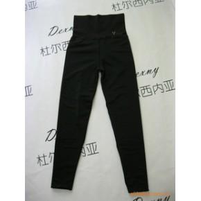 杜尔西内亚秋冬款保暖塑身长款高腰塑身裤/束裤