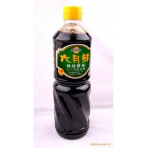 厂价六月鲜特级酱油每瓶15.3元一箱12瓶
