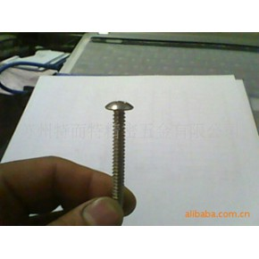大扁头十字槽不锈钢螺丝 日标