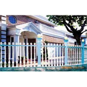 护栏 围栏 水泥围栏 栏杆 栅栏 建筑围栏(实例)