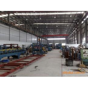 夹心板彩钢机械、彩钢复合板生产线