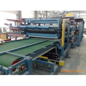 彩钢设备、夹芯板生产线 上海常兴机械