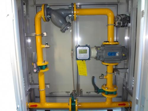 上海天信生产-燃气计量箱