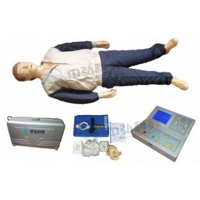 2010版心肺复苏训练模拟人,高级大屏幕电脑心肺复苏操作模拟