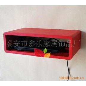 创意格子置物架 DVD书架 电视机顶盒架 格子代理