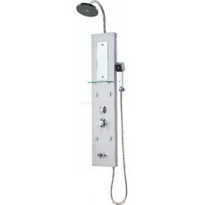 优质铝合金淋浴屏AED-9119
