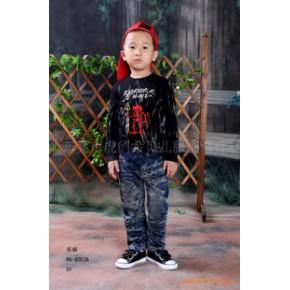 童装 时尚童牛仔裤 65诚招区域代理经销批发订做