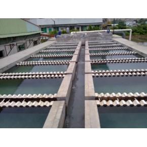 汕头环保工程-4000吨印染污水治理工程现场