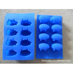 生产定做硅胶冰格(硅胶冰盘),日本欧美标准冰格