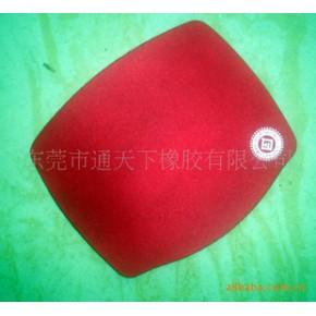 彩色布面丝印+八八纹天然橡胶鼠标垫
