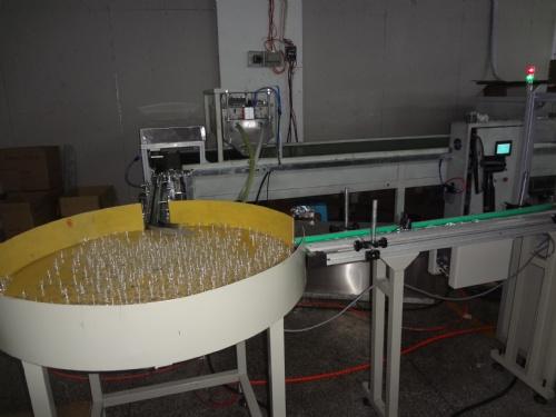 SLI-100半自动酥油灌装机-酥油蜡烛机器