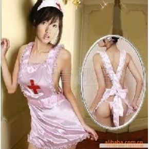 情趣内衣粉色 护士装 角色扮演 一件代发 全国低
