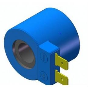 防尘防水包胶电磁线圈铜线圈