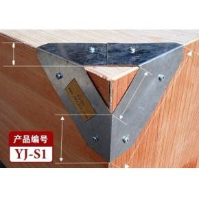 丹阳市导墅镇远静冲压件厂供应木箱铁护角YJ-S1