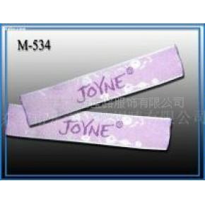各种高中低档商标 布标 优等品