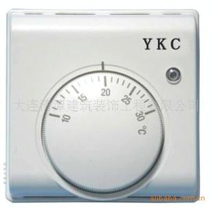 地热专用温控器 ykc ykc106b