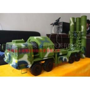 军事模型:制造各种类型的仿真模型