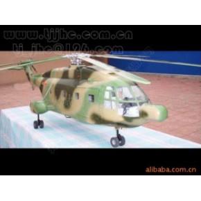 军事飞机模型:制造各种类型的仿真模型