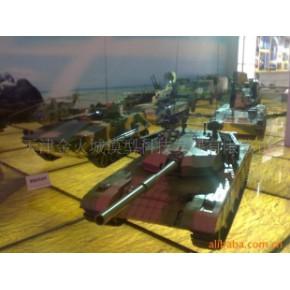 军事模型:制造各种类型的高仿真模型