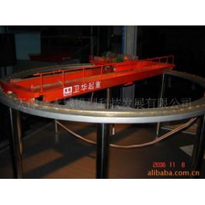 起重机:制造各种类型的高仿真模型