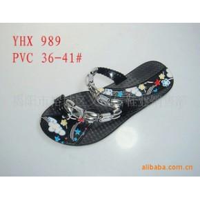 新款PVC凉鞋 休闲 义恒信