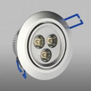 烟台欧达照明有限公司供应3WLED天花灯