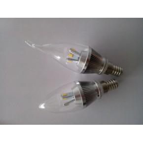 烟台欧达照明有限公司促销360 LED蜡烛灯
