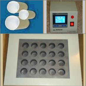 20孔石墨消解器ProD20,土壤食品植株种子等消解
