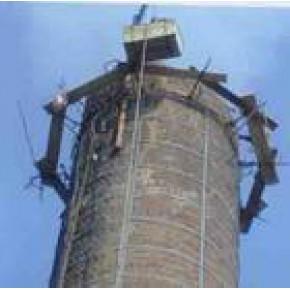 泉州烟囱加高施工公司