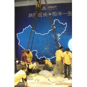 机械展 天津天际联展览公司提供展览设计搭建服务