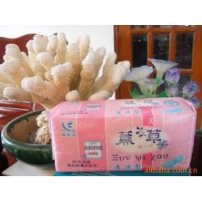 组合卫生巾 进口材料丶网/棉