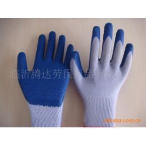 纱线浸胶手套,劳保手套,浸胶手套