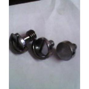 数控车件 M1螺母非标数控车件不锈钢车件铁车件