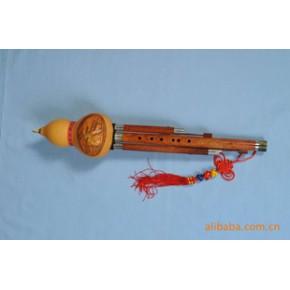 天然葫芦装红木套管葫芦丝