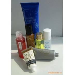 各种化妆品软管 PE 销售包装/终端包装