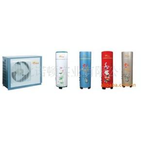 贝迪特空气能热泵家庭热水暖气系统