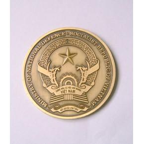 广西军区徽章北海纪念章成都徽章忠勇徽章制作厂家价格