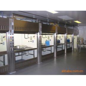 朗圣实验室变风量(VAV)控制系统