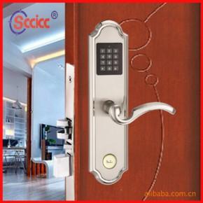 密码感应防锁/感应锁/ic卡锁/指纹锁/防盗锁