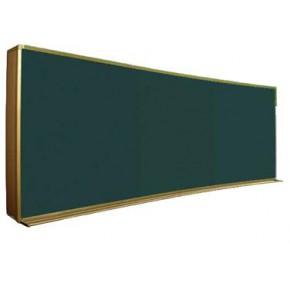 山东弧形黑板厂家 济南弧形黑板价格 弧形黑板文华质量好