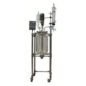 玻璃反应釜10L 玻璃反应釜