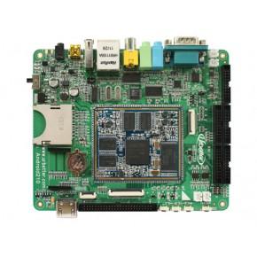 三星cortex-A8开发板之友坚科技(andriod210)安卓210评估板+7寸电容屏抢先出炉